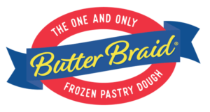 Butter Braid fundraiser logo